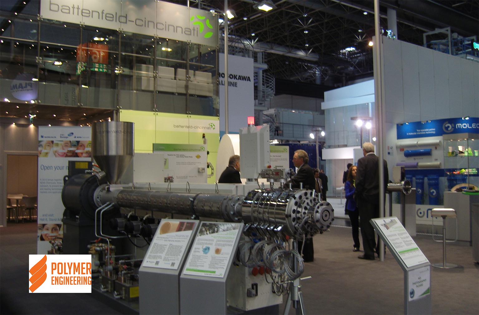 Полимер-инжиниринг на выставке К 2013 в Дюссельдорфе