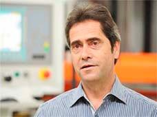 Вольфганг Даум, руководитель отдела конструкторов термоформовочных машин Geiss AG (Германия).