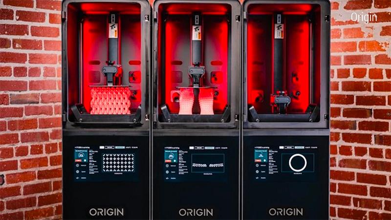 3D принтеры Origin