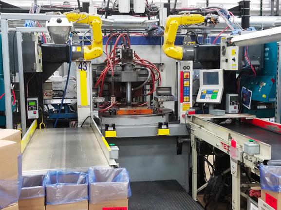 Специалисты по литьевому формованию имеют глубокое понимание того, как работают различные смолы во время производства