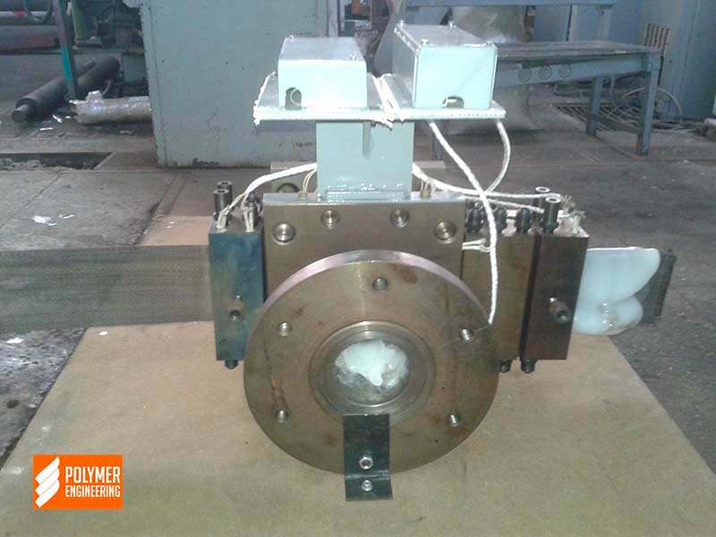 Фильтр непрерывного действия расплава полимера к ЧП 90
