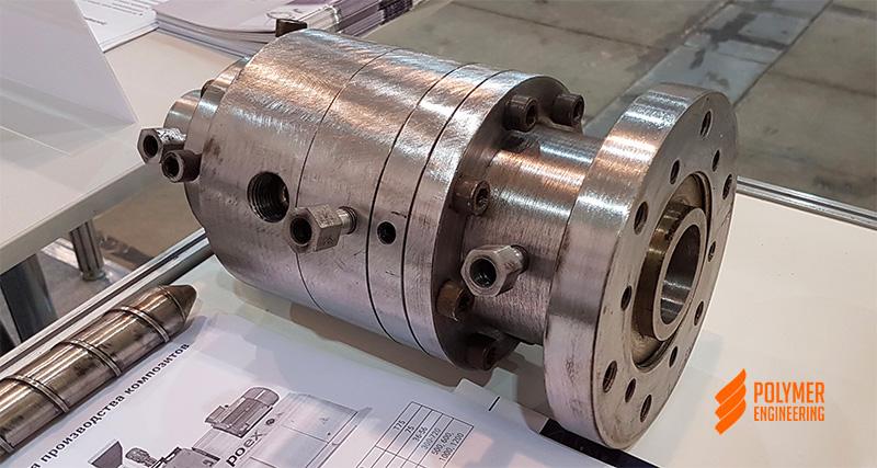 Головка экструдера для производства мононити для 3D принтеров