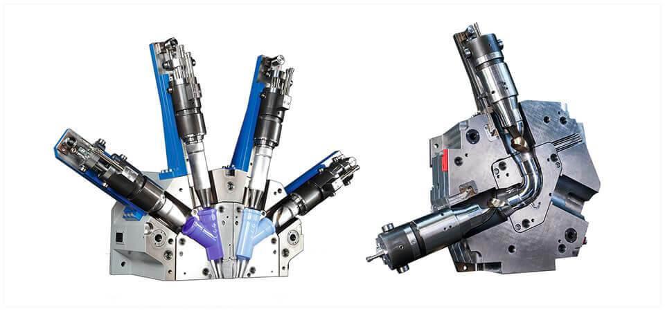 Пресс-формы компании ifw mold tec GmbH