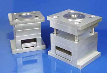 Стальные и алюминиевые плиты, блоки, корпуса к пресс-формам и штампам фирмы FCPK-BYTOW