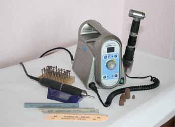 Полировальный и шлифовальный инструмент