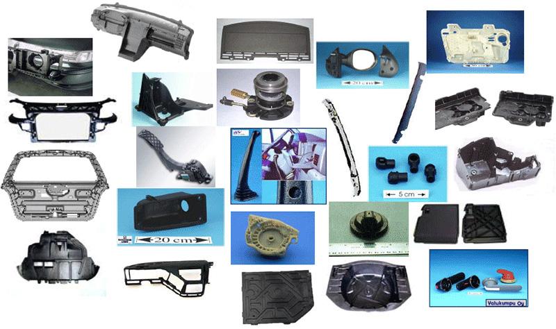 Примеры: где используется LFT