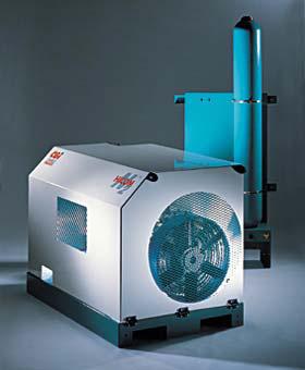 Промышленные компрессоры высокого давления