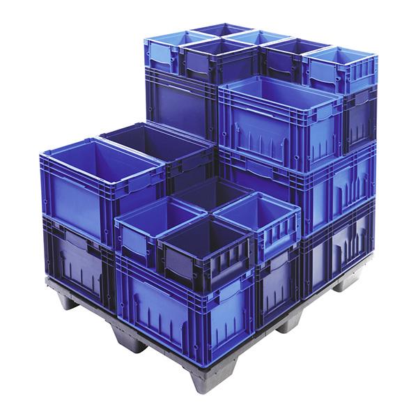 Пластиковые ящики Benoplast