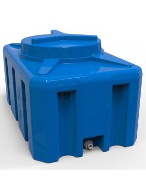 Пластиковый бак для душа 100 л