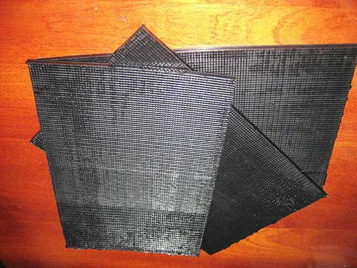 Резиновые плаcтины для обувной промышленности
