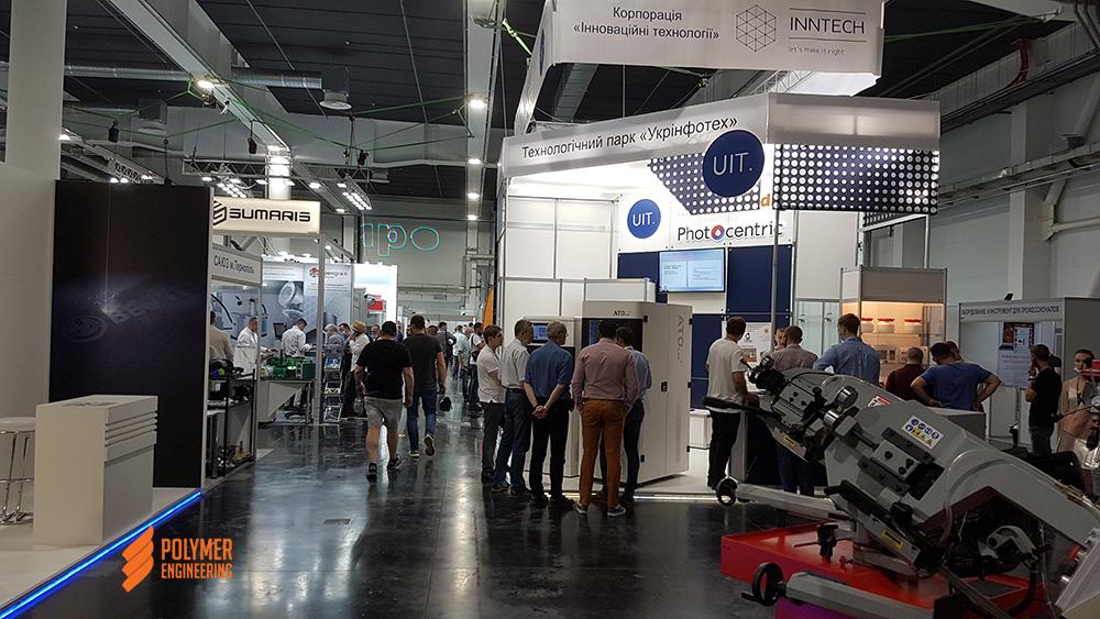 Стенды компаний участвующих в ADDIT EXPO 3D
