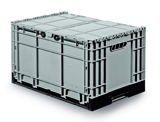 Складной небольшой контейнер Prelog CMB-600x400x343 мм