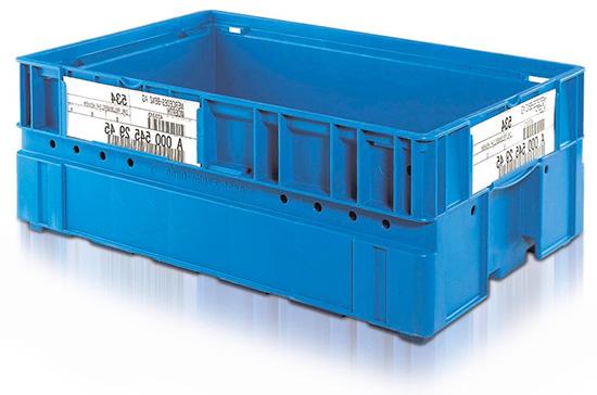 Штабелируемый контейнер VDA C_KLT 600x400x456 мм.