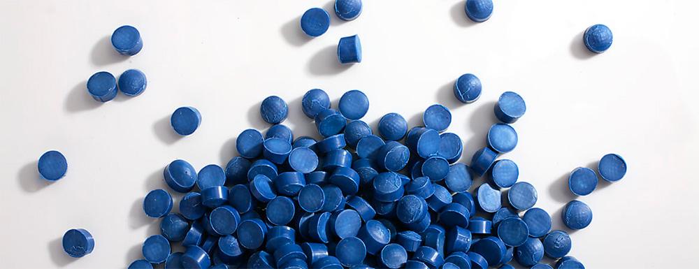 Твердый гранулят ПВХ-компаунда компании West-Chemie
