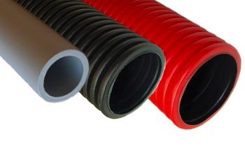 Трубы для защиты электрических кабелей