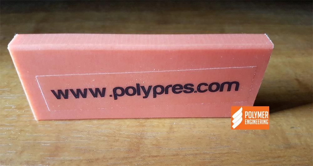 Прессованные изделия из полимеров