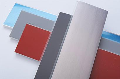 Профили с защитной пленкой для производства мебели