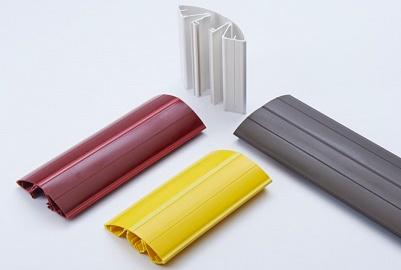 Профили для пластиковых окон и дверей